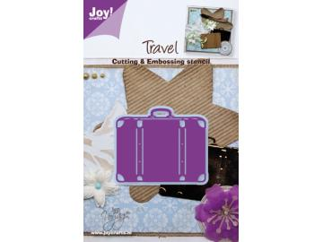 Stanzschablone Joy!Crafts 'Travel Koffer'
