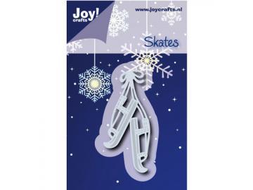 Stanzschablone Joy!Crafts 'Schlittschuhe'