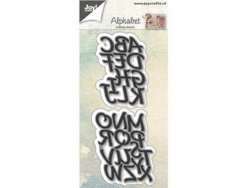 Stanzschablone Joy!Crafts 'Alphabet'