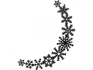 Stanzschablone MarianneDesign Craftables 'Ice crystals arche'