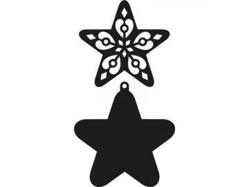 Stanzschablone MarianneDesign Craftables 'Filigraner Stern'
