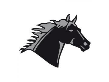 Stanzschablone MarianneDesign Craftables 'Horse Head - Pferdekopf'