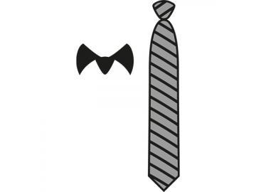 Stanzschablone MarianneDesign Craftables 'Gentleman'