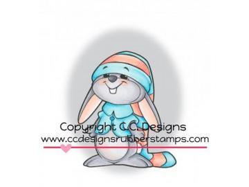 Stempel CCDesign 'Winter Bunny'