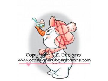 Stempel CCDesign 'Winter Snowman'