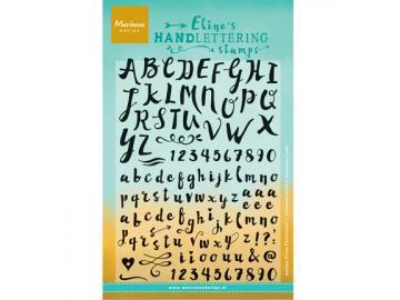 Stempelset Marianne Design 'Eline's Handlettering'