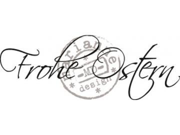Stempel Marianne Design 'Frohe Ostern'