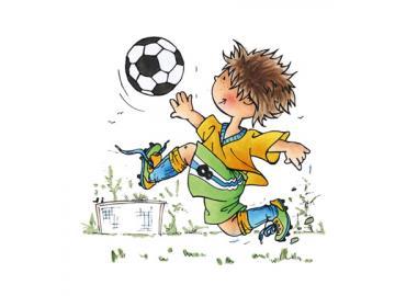 Stempel Marianne Design Snoesjes 'Goal!'
