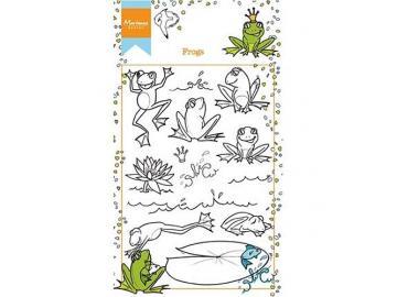 Stempelset Marianne Design 'Garden Animals Frösche'