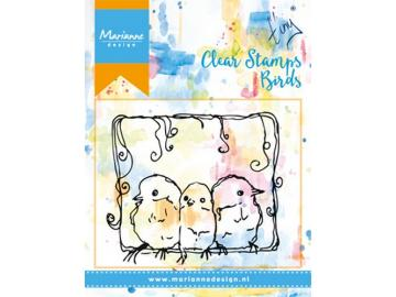 Stempel Marianne Design '3 Birds'