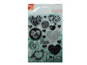 Stempelset Joy!Crafts 'Sending Love'