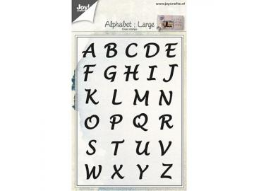 Stempelset Joy!Crafts 'Alphabet Großbuchstaben'