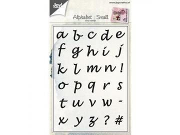 Stempelset Joy!Crafts 'Alphabet Kleinbuchstaben'