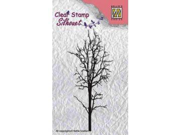 Stempel Nellie Snellen Silhouet 'Tree 1'