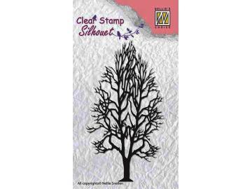 Stempel Nellie Snellen Silhouet 'Tree 2'