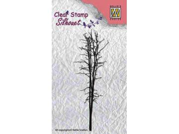 Stempel Nellie Snellen Silhouet 'Tree 3'