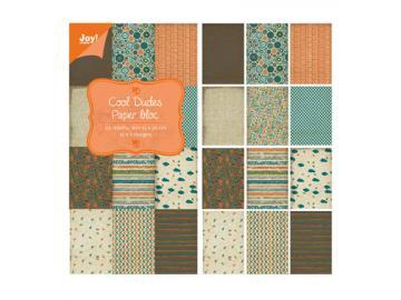 Joy!Crafts Designpapier Set 'Cool Dudes'