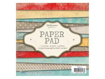 StudioLight Designpapier Set 'Paper Pad Nr. 15'