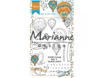 Stempel Marianne Design 'Sky ist the limit'