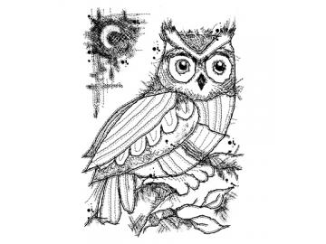 Stempel Creative Expressions 'Midnight Owl'