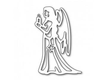 Stanzschablone Karten-Kunst - Angel Indriel